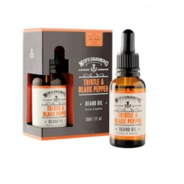 Ulei Netezire si Hidratare Barba 30 ml Scottish Fine Soaps + Ghid Conceptool