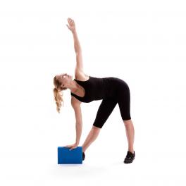Caramida Yoga Merco Bleu, 10.5 cm