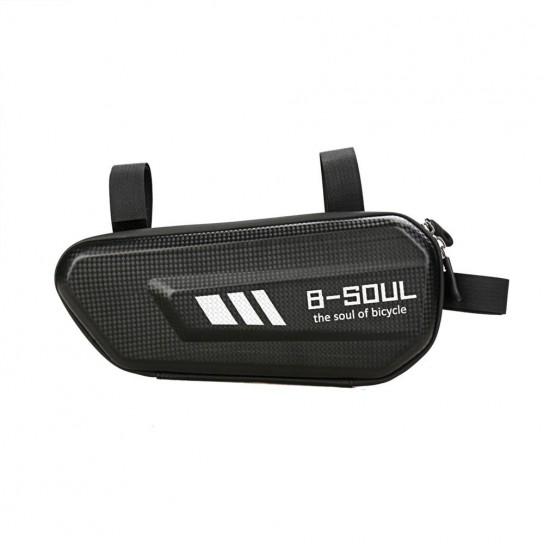 Portbagaj bicicleta B-Soul 1.5 L black