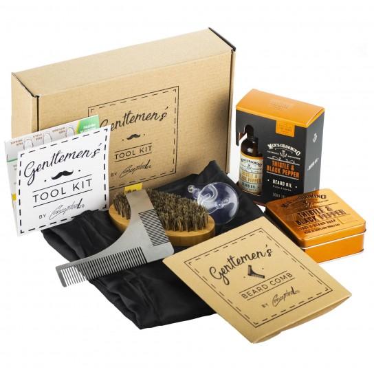Set de ingrijire barba Gentlemen's Deluxe Kit - Conceptool