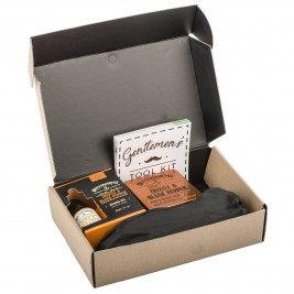 Set de ingrijire barba Gentlemen's Complete Kit - Conceptool