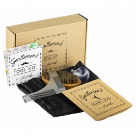 Set de ingrijire barba Gentlemen's Comb Kit - Conceptool